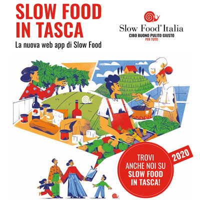 SlowFood in Tasca App